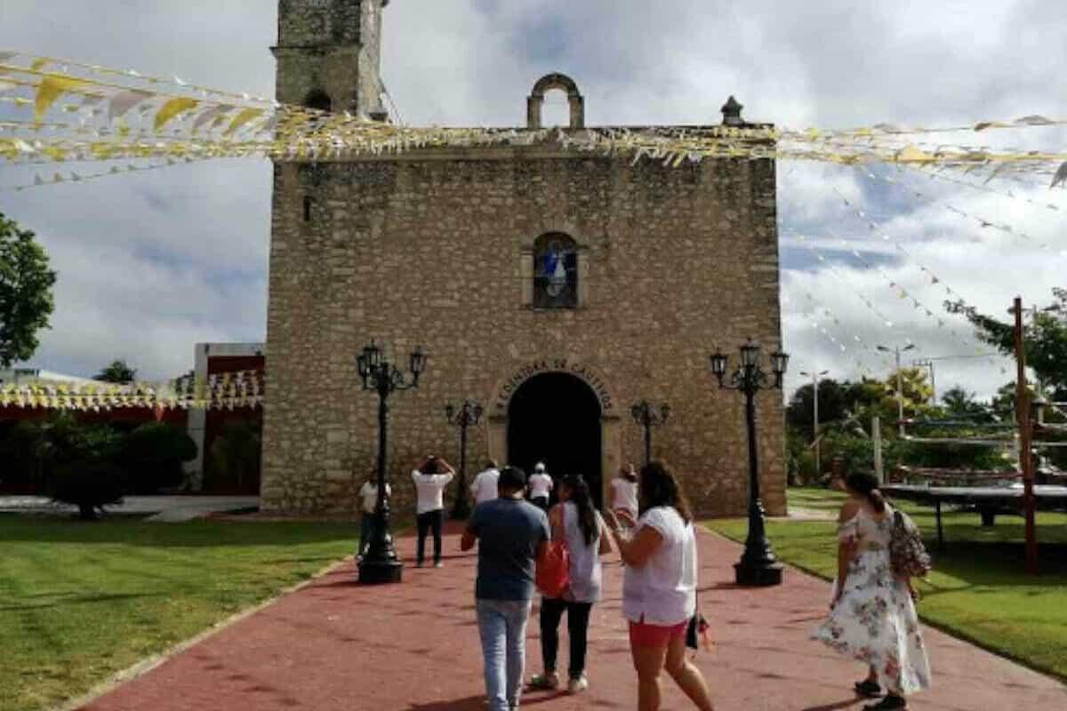 Champotón Campeche - Iglesia de Nuestra Señora de las Mercedes
