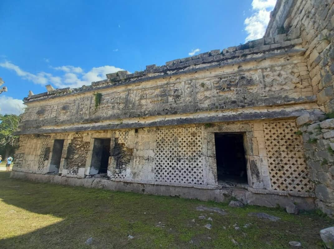 Chichén Itzá Historia - Complejo de las Monjas