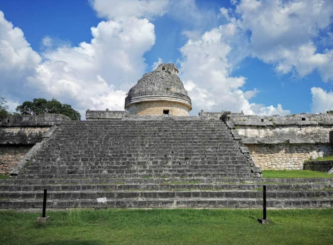 Chichén Itzá Historia - Observatorio