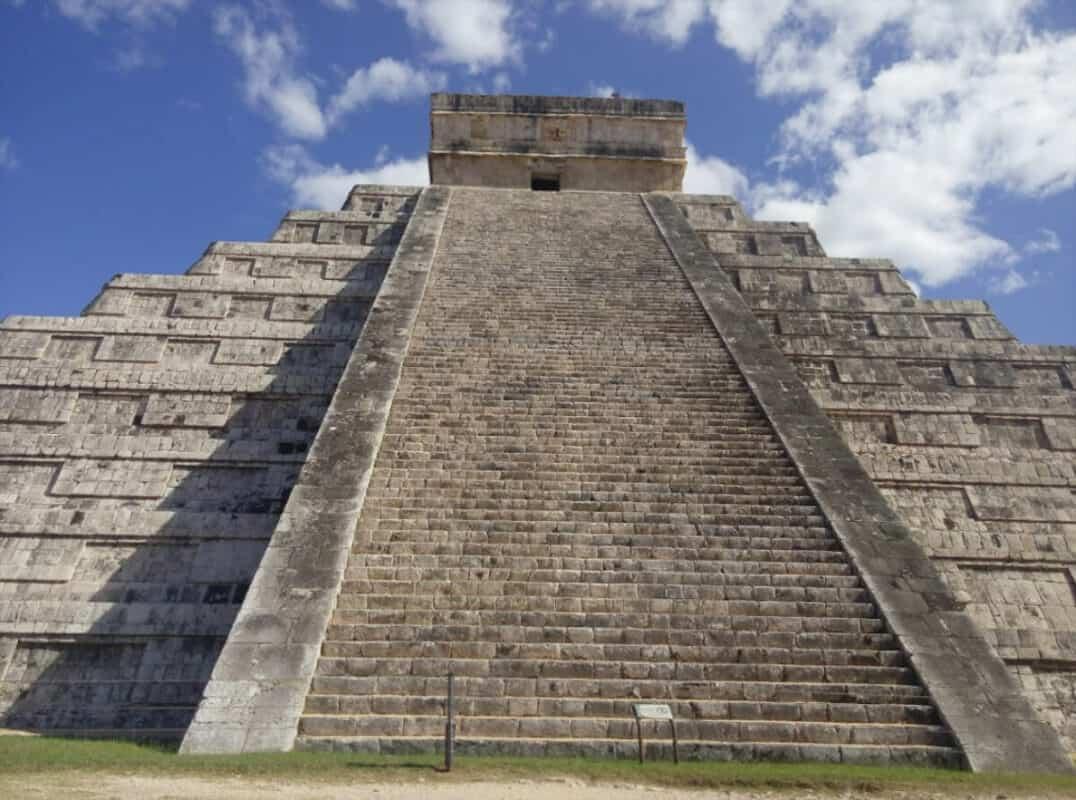 Chichén Itzá Historia - Pirámide Kukulkán