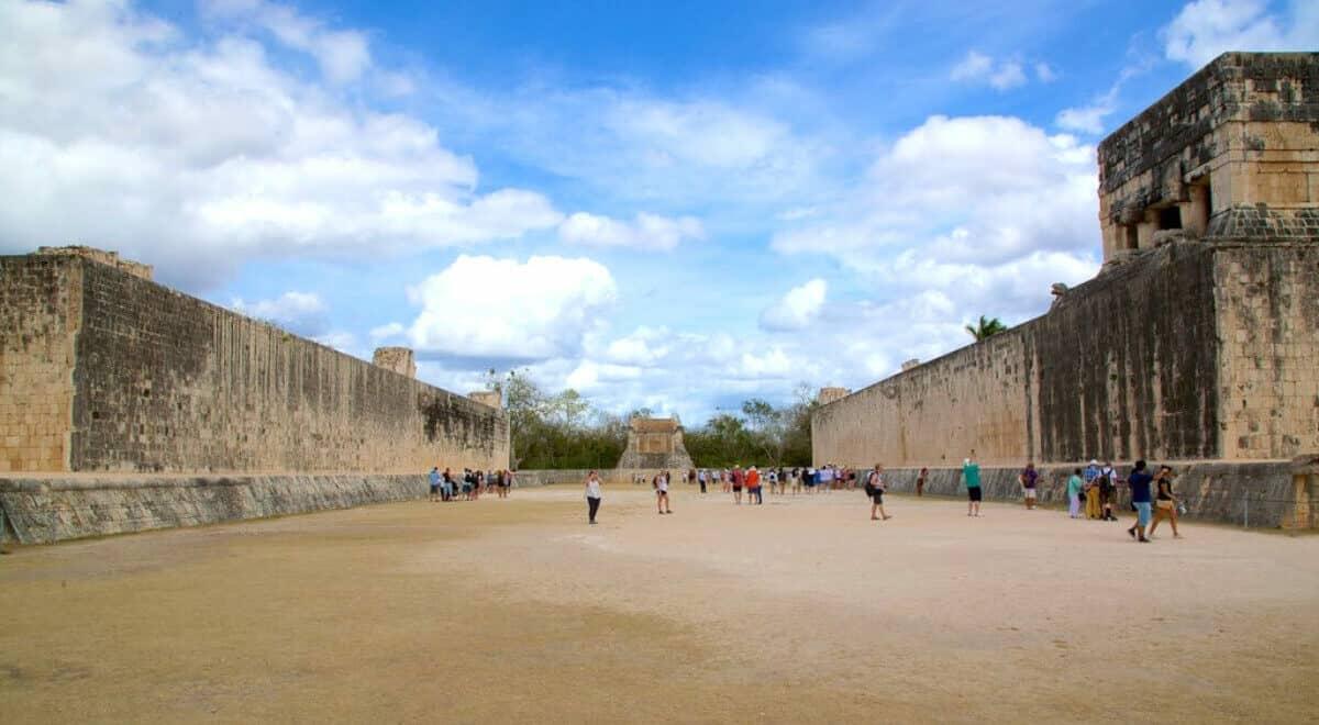 Chichén Itzá Juego de pelota - Gran Juego de Pelota