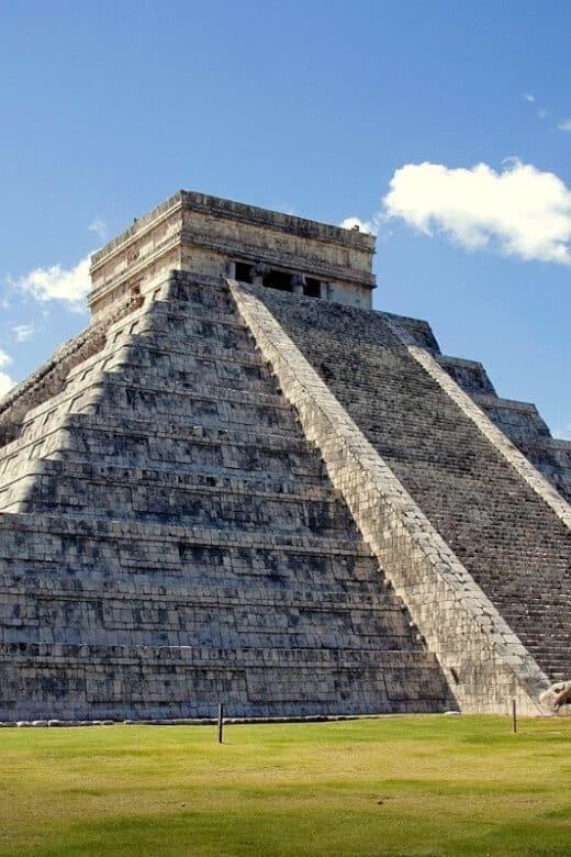 Cómo y para qué se construyó la pirámide de Chichen Itzá