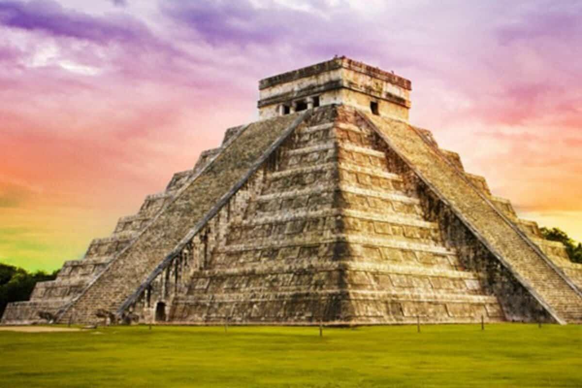 Cómo y para qué se construyó la pirámide de Chichen Itzá - Cómo se construyó la Pirámide de Chichen Itzá
