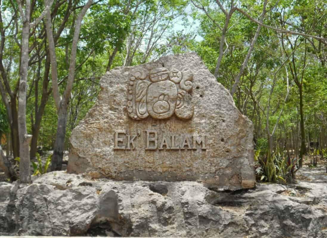 Ek Balam - Ruinas Arqueológicas