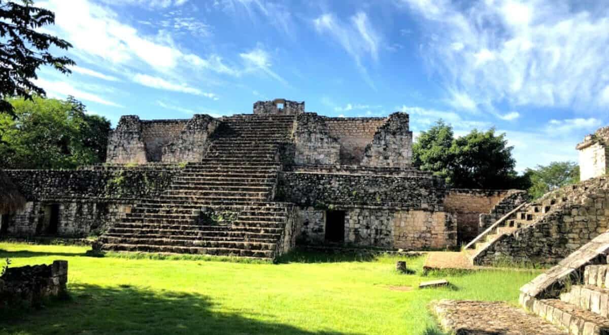 Ek Balam - Sitio Arqueológico
