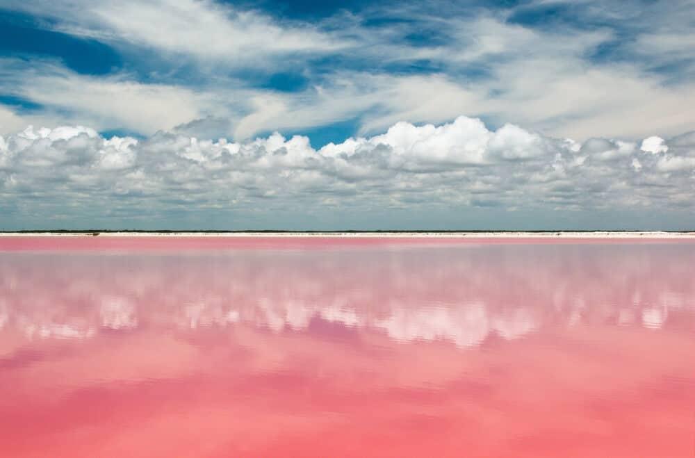 Las Coloradas Yucatán