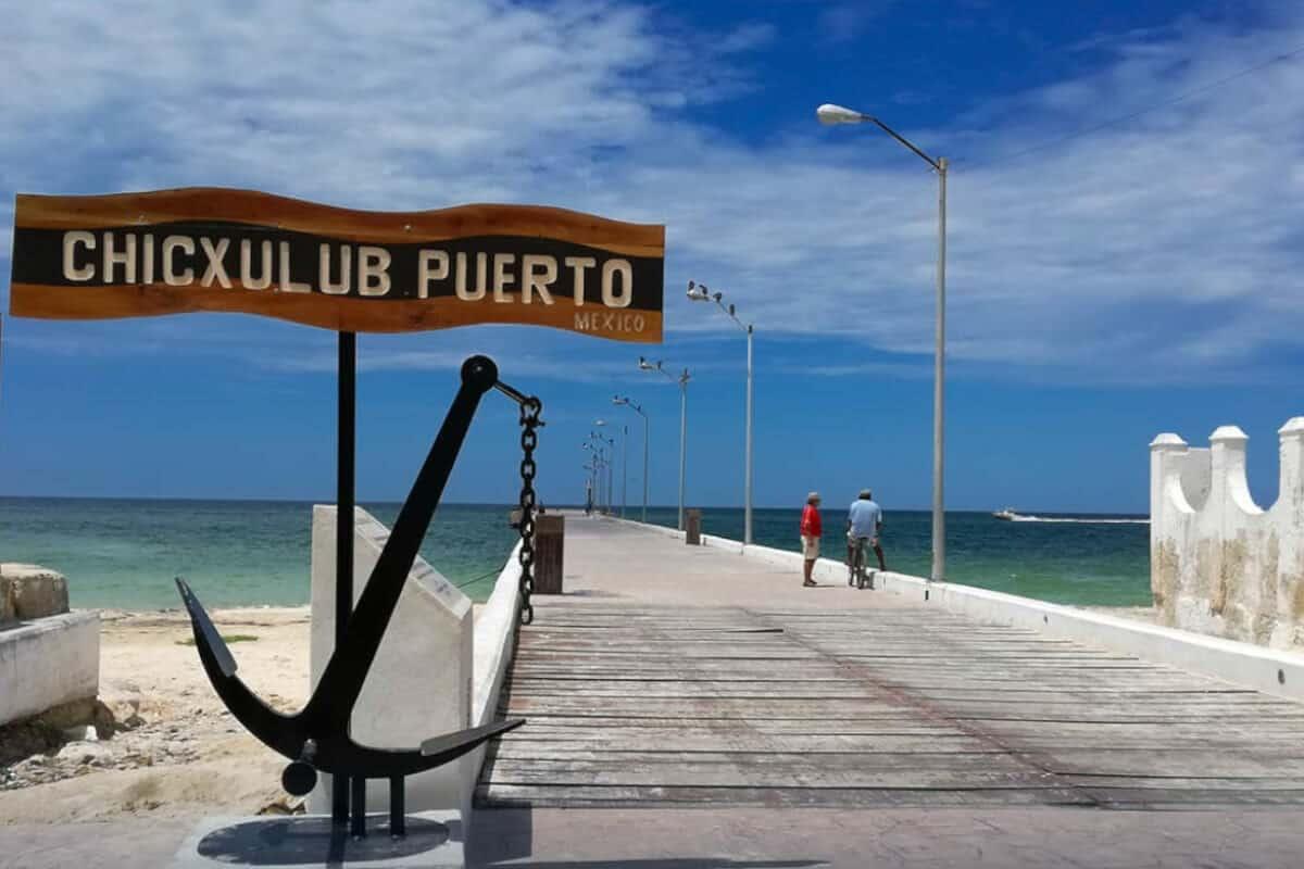 Las mejores Playas de Yucatán - La Playa Chicxulub