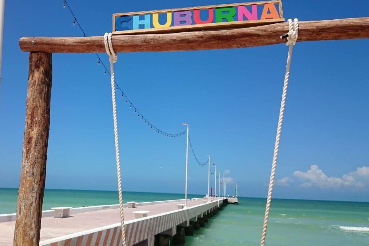 Las mejores Playas de Yucatán - La Playa Chuburná