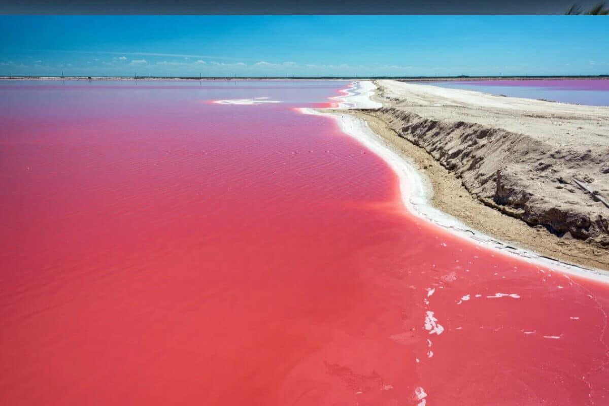 Las mejores Playas de Yucatán - Playa Las Coloradas