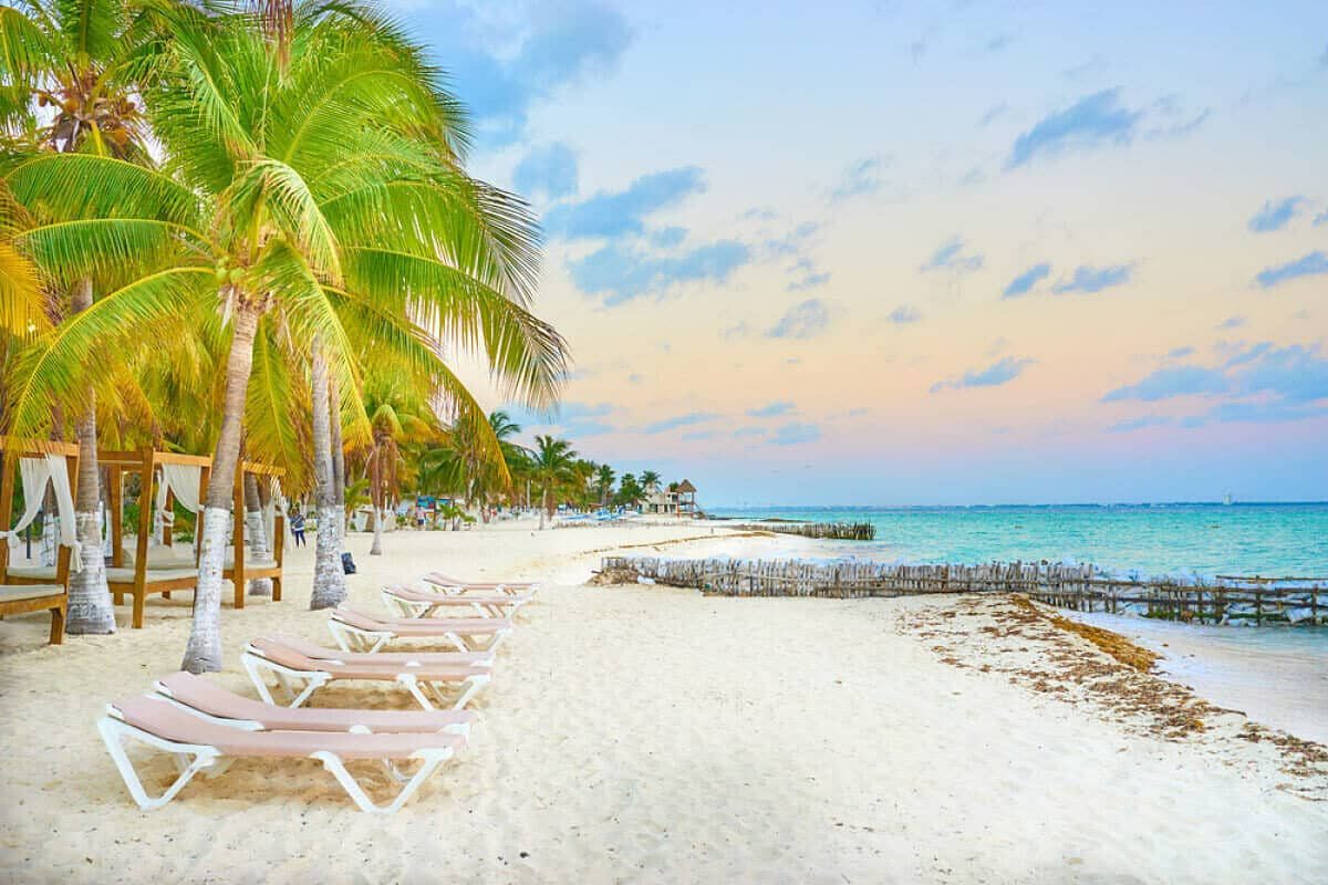 Mejores Playas de Quintana Roo - Costa Mujeres