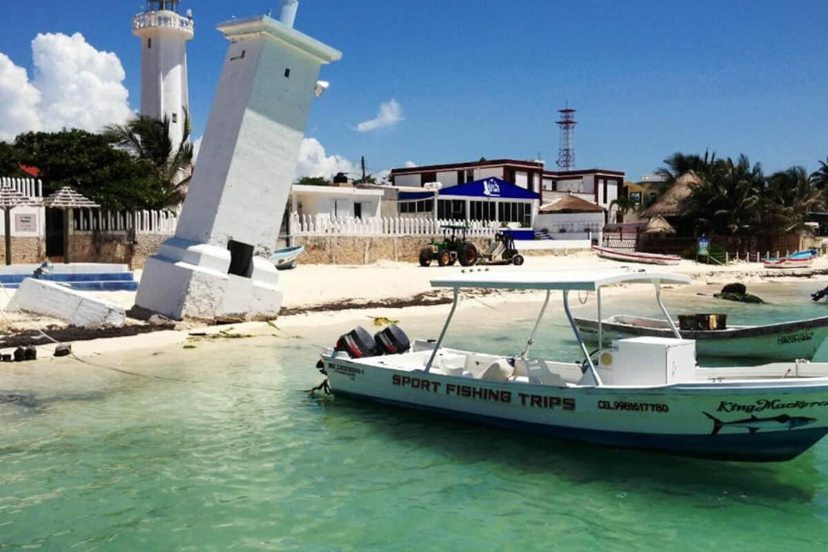 Mejores Playas de Quintana Roo - Puerto Morelos