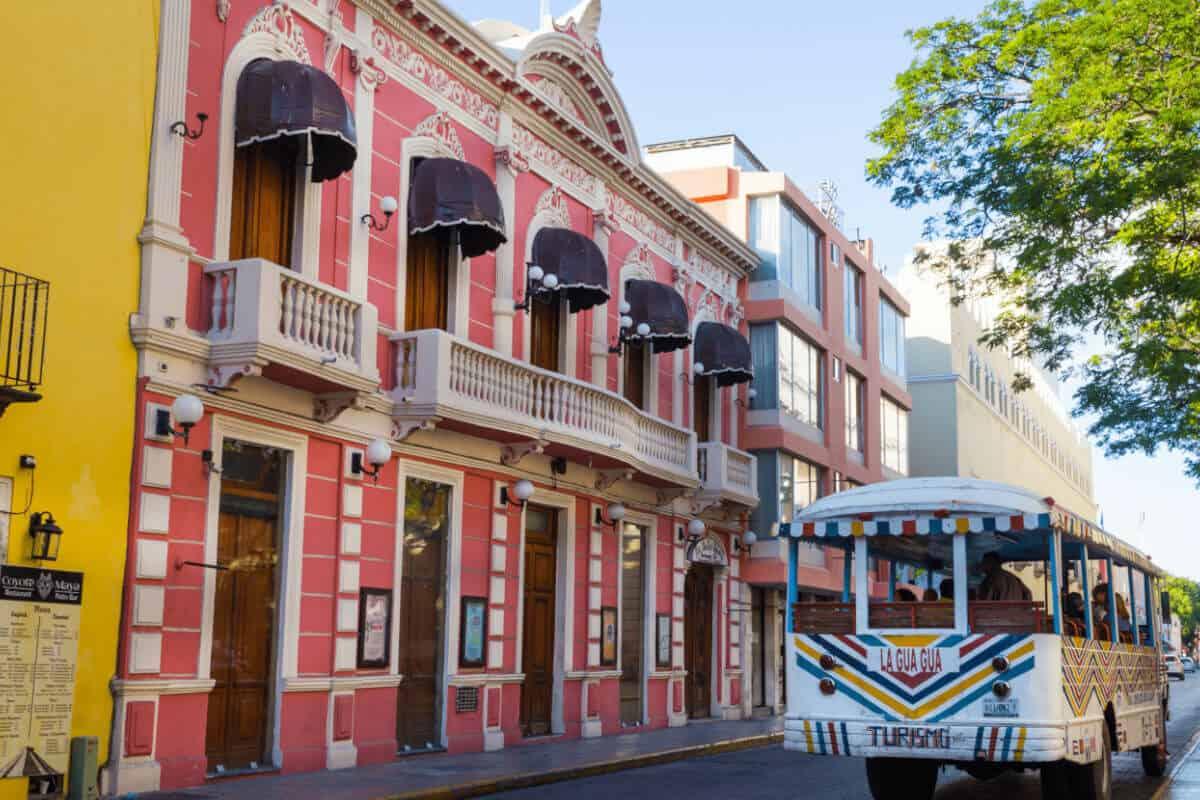Mérida Yucatán - Calles de Mérida