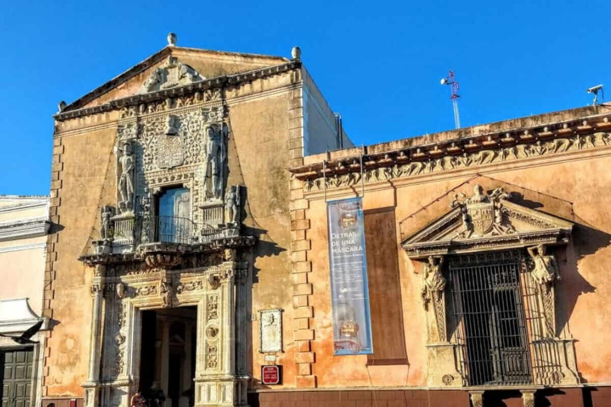 Mérida Yucatán - Casa de los Montejo