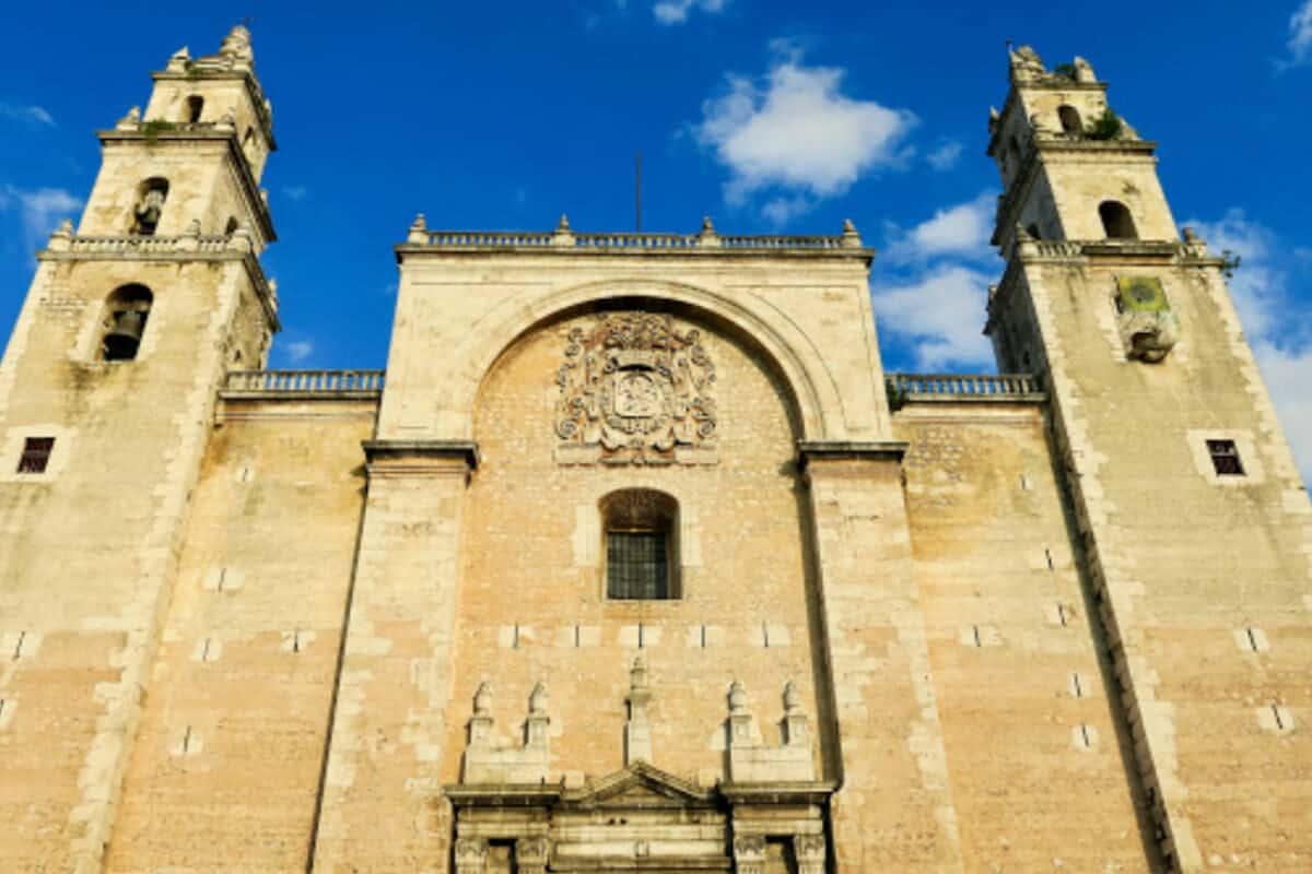 Mérida Yucatán - Catedral