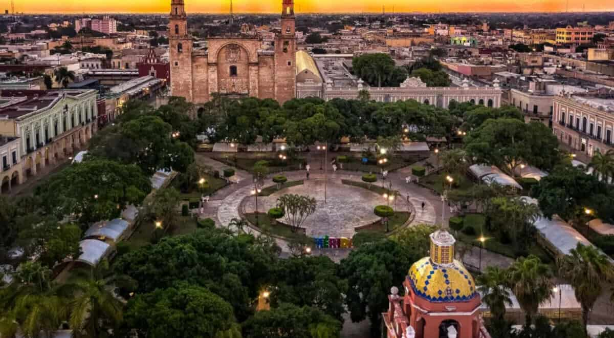 Mérida Yucatán - Centro Histórico