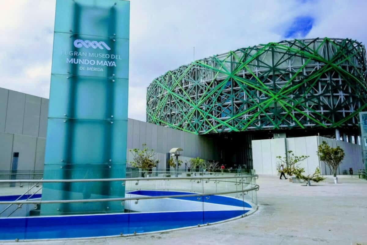 Mérida Yucatán - Museo Maya