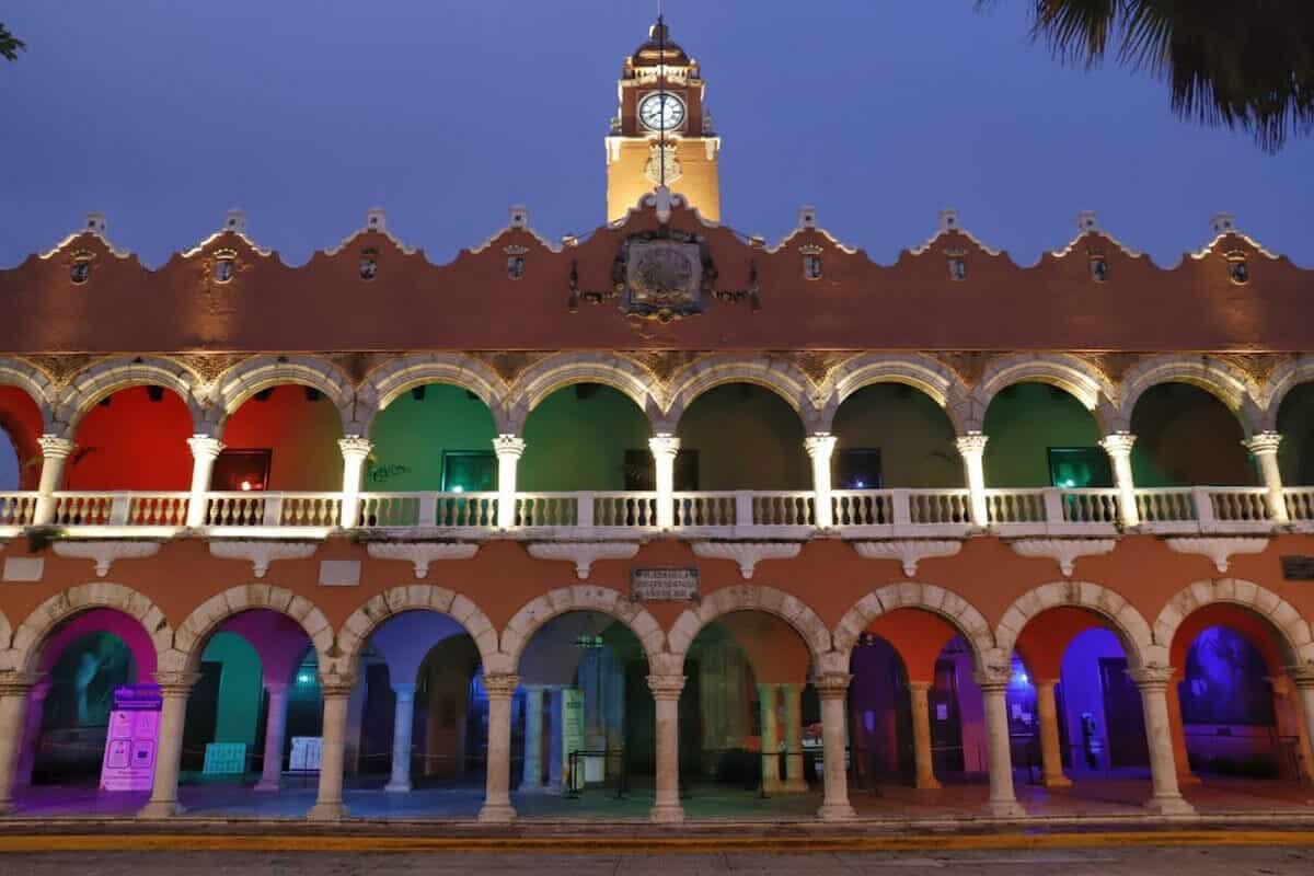 Mérida Yucatán - Palacio Municipal