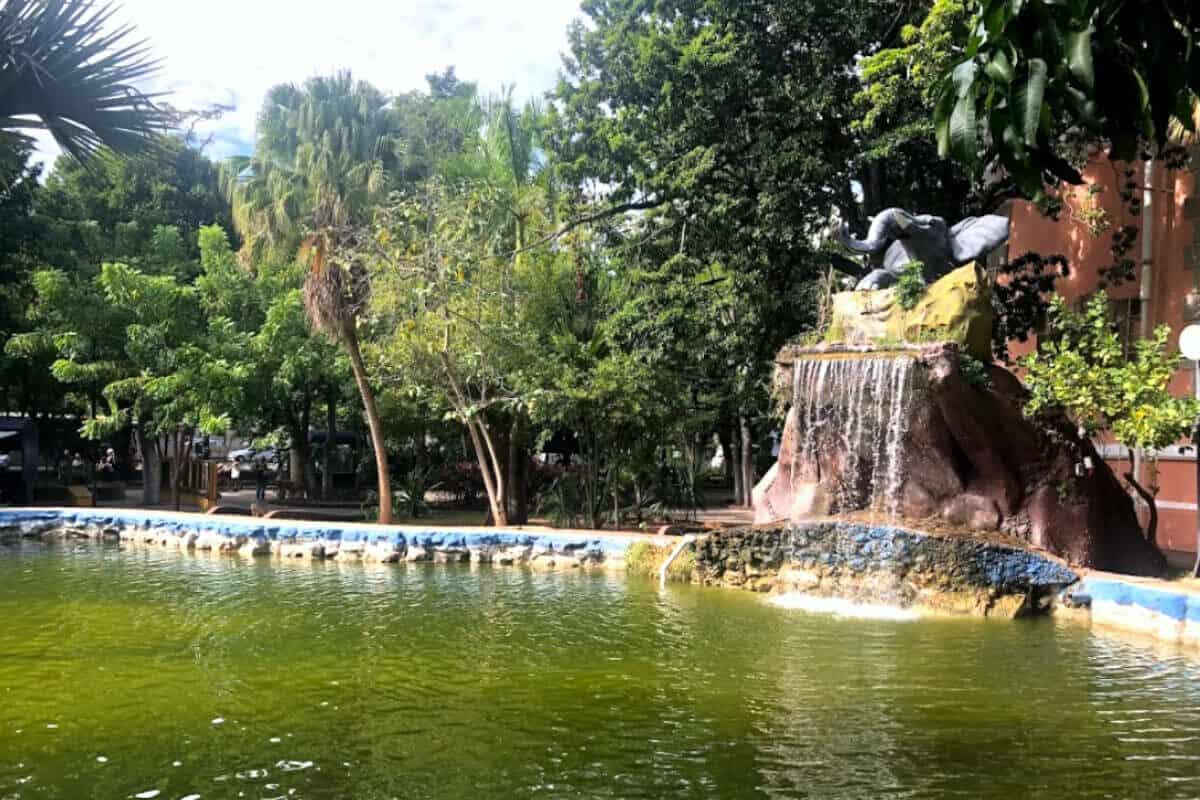 Mérida Yucatán - Parque del Centenario