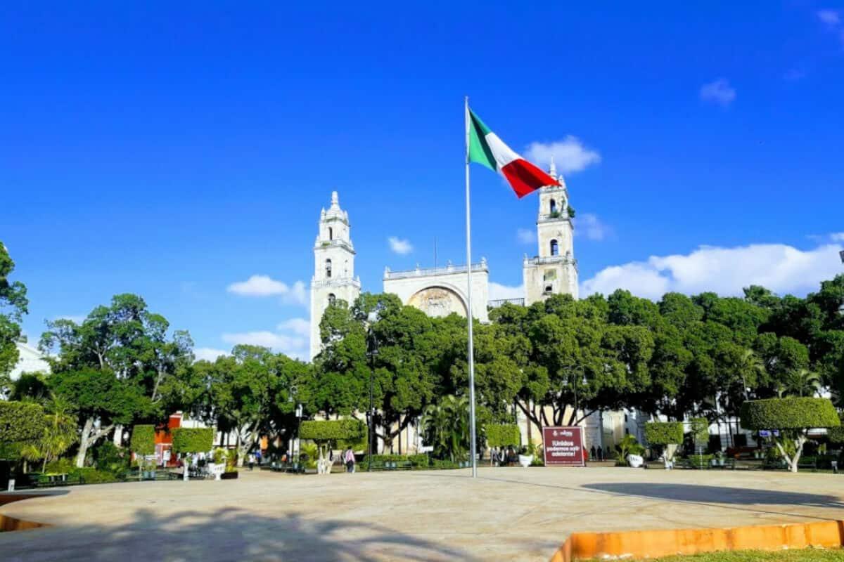 Mérida Yucatán - Plaza Grande