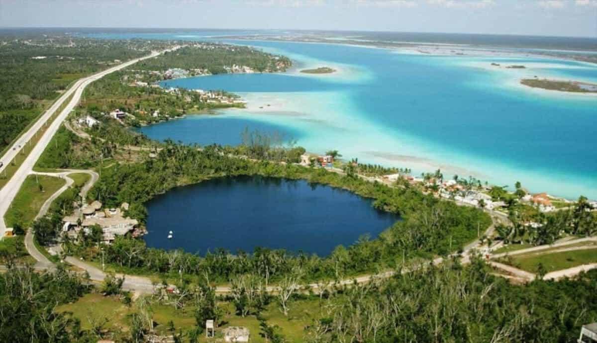 Pueblos Mágicos de Quintana Roo - Cenote Azul