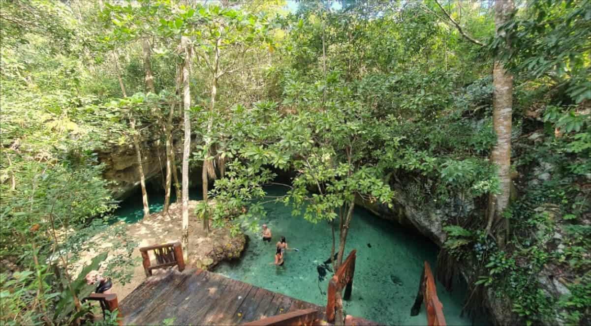 Pueblos Mágicos de Quintana Roo - Gran Cenote