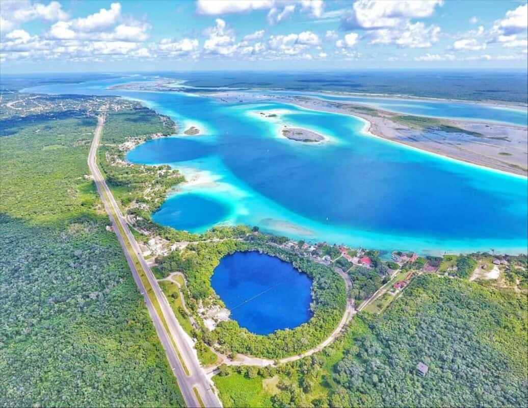 Pueblos Mágicos de Quintana Roo - Laguna de Bacalar