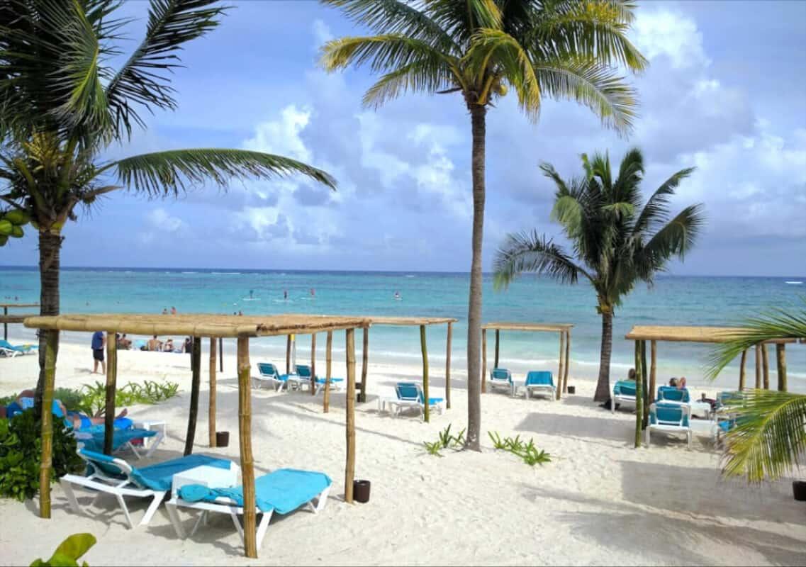 Pueblos Mágicos de Quintana Roo - Playa Akumal