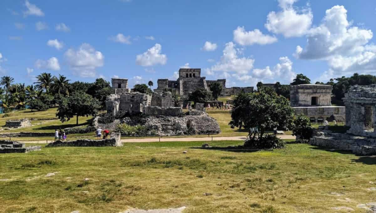 Pueblos Mágicos de Quintana Roo - Zona arqueológica Tulum