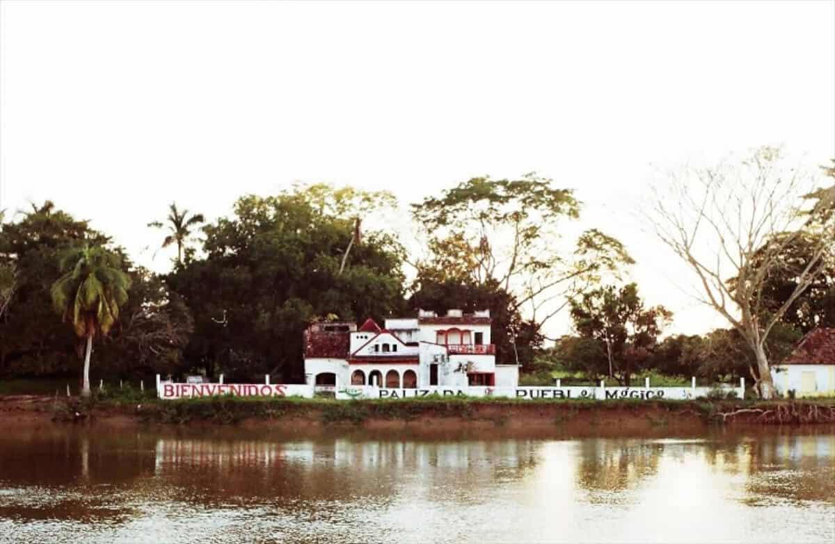 Pueblos mágicos Campeche - Casa del Río