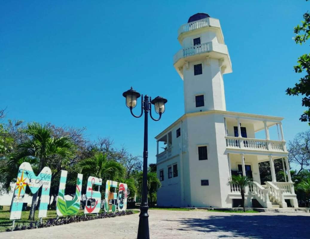 Pueblos mágicos Campeche - Faro y museo