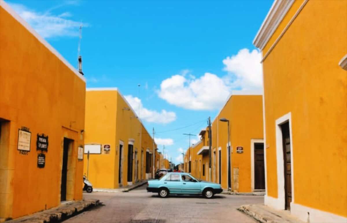 Pueblos mágicos Yucatán - Calles de Izamal