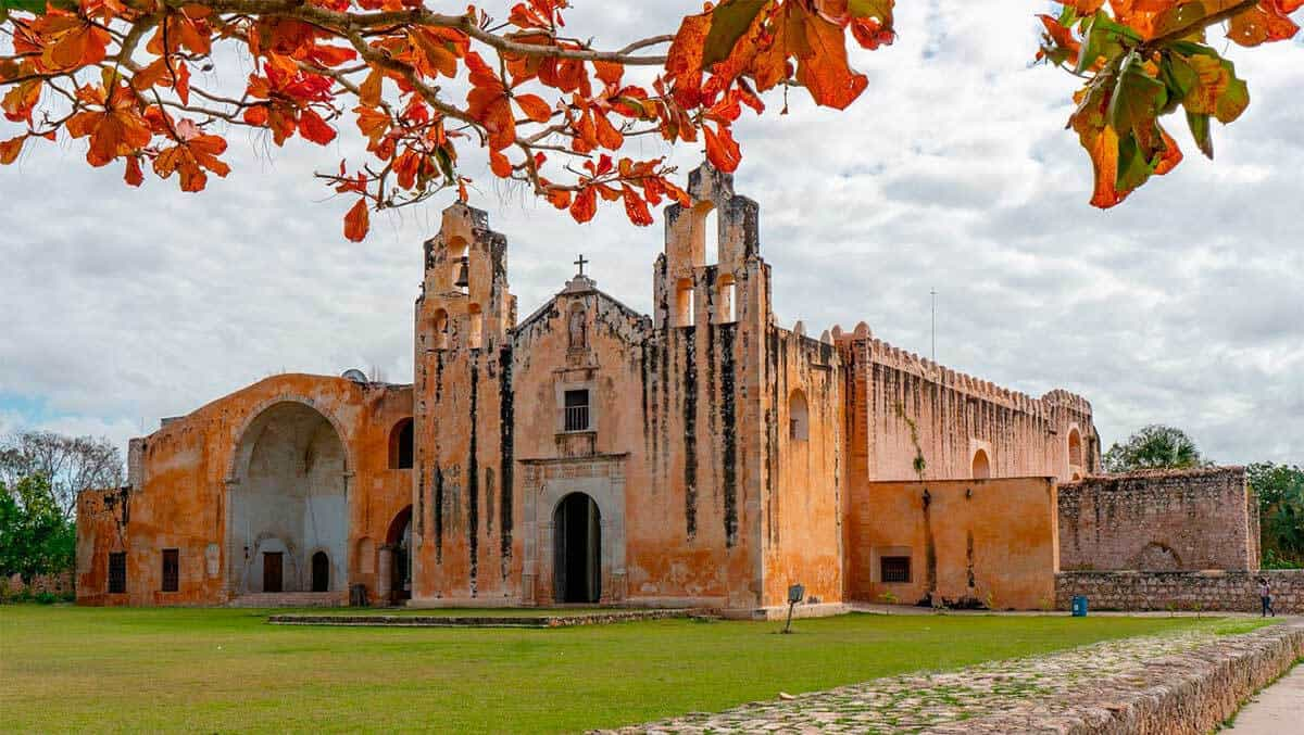 Pueblos mágicos Yucatán - Convento Maní