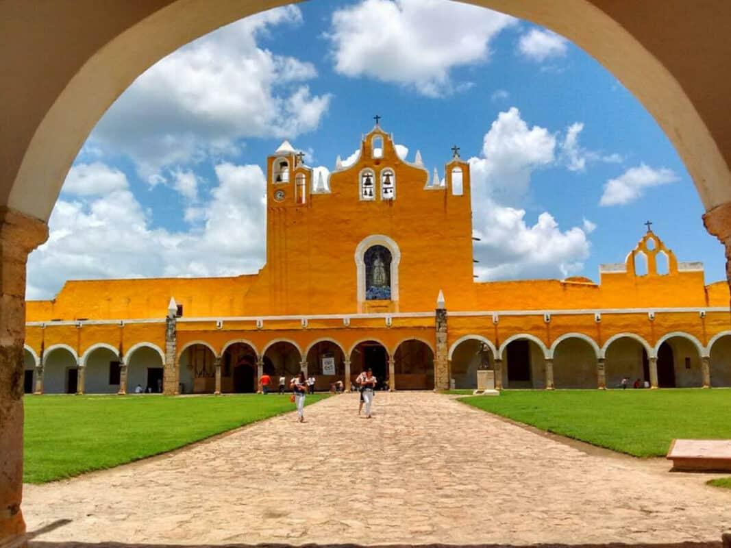 Pueblos mágicos Yucatán - Convento de San Antonio de Padua