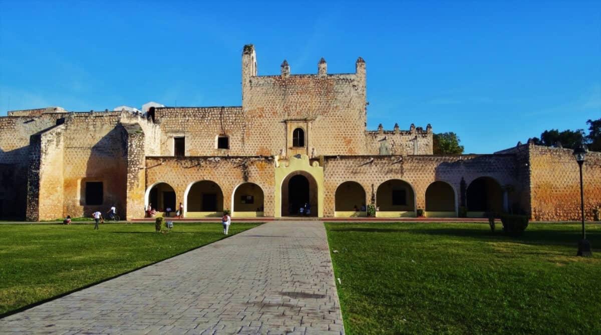 Pueblos mágicos Yucatán - Convento de San Bernardino