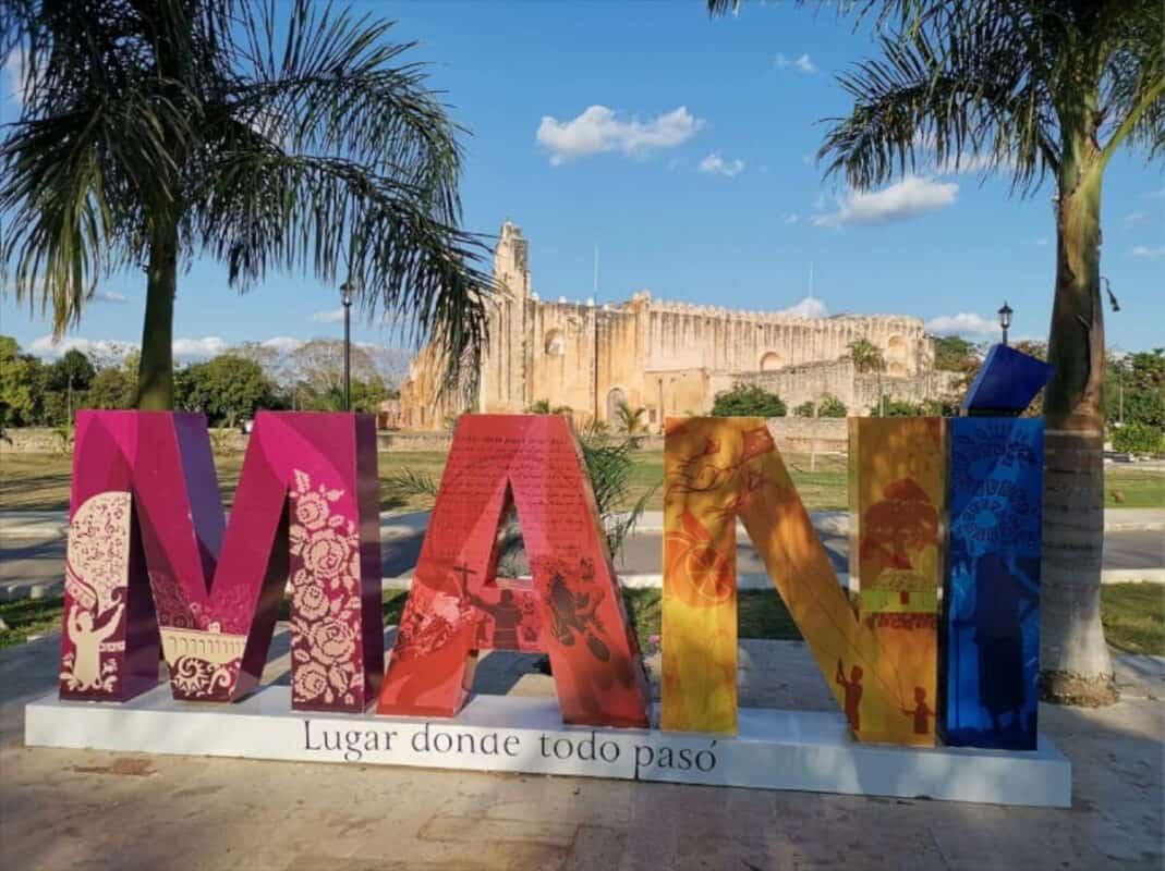 Pueblos mágicos Yucatán - Maní