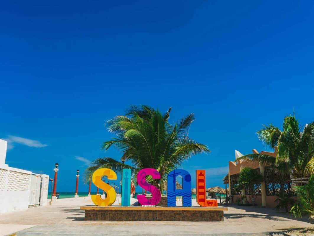 Pueblos mágicos Yucatán - Sisal