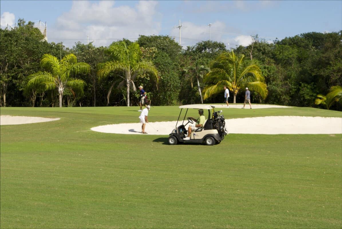 Puerto Aventuras - Campo de Golf