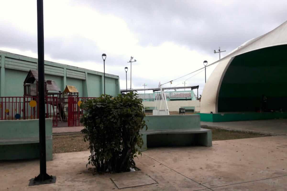 Puerto Progreso Yucatán - Parque Morelos