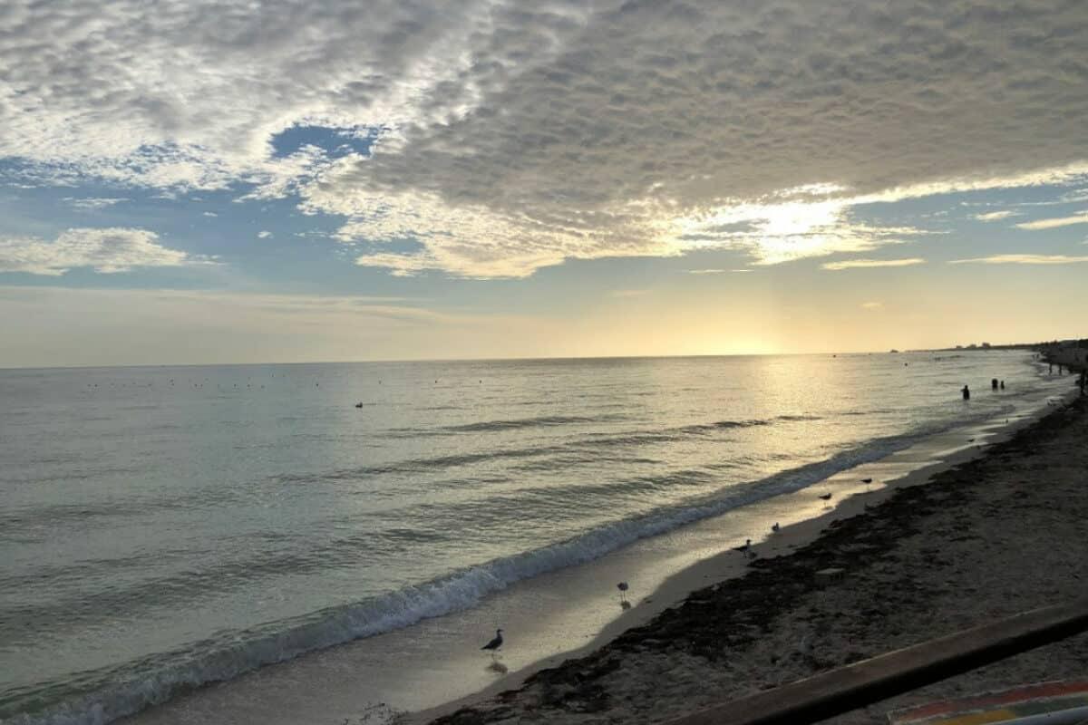 Puerto Progreso Yucatán - playa