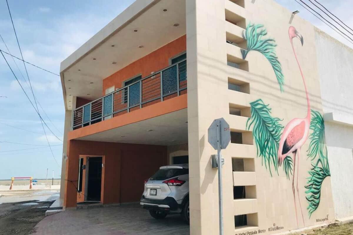 Río Lagartos Yucatán - Hotel Posada Mercy