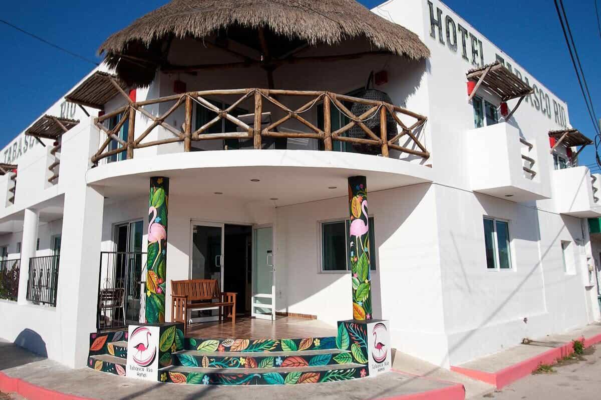 Río Lagartos Yucatán - Hotel Tabasco Rio