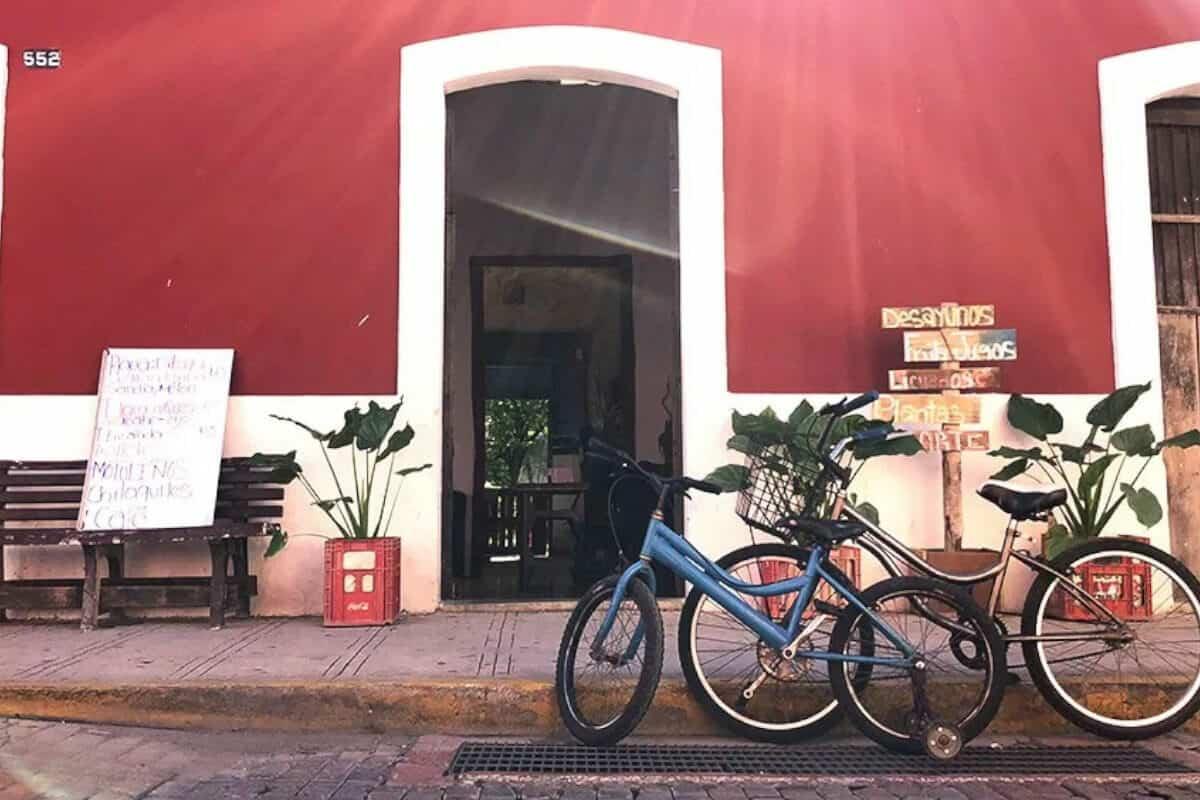 Río Lagartos Yucatán - Paseo en Bicicleta