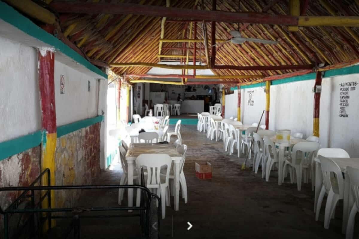 Río Lagartos Yucatán - Restaurante El Bandolón