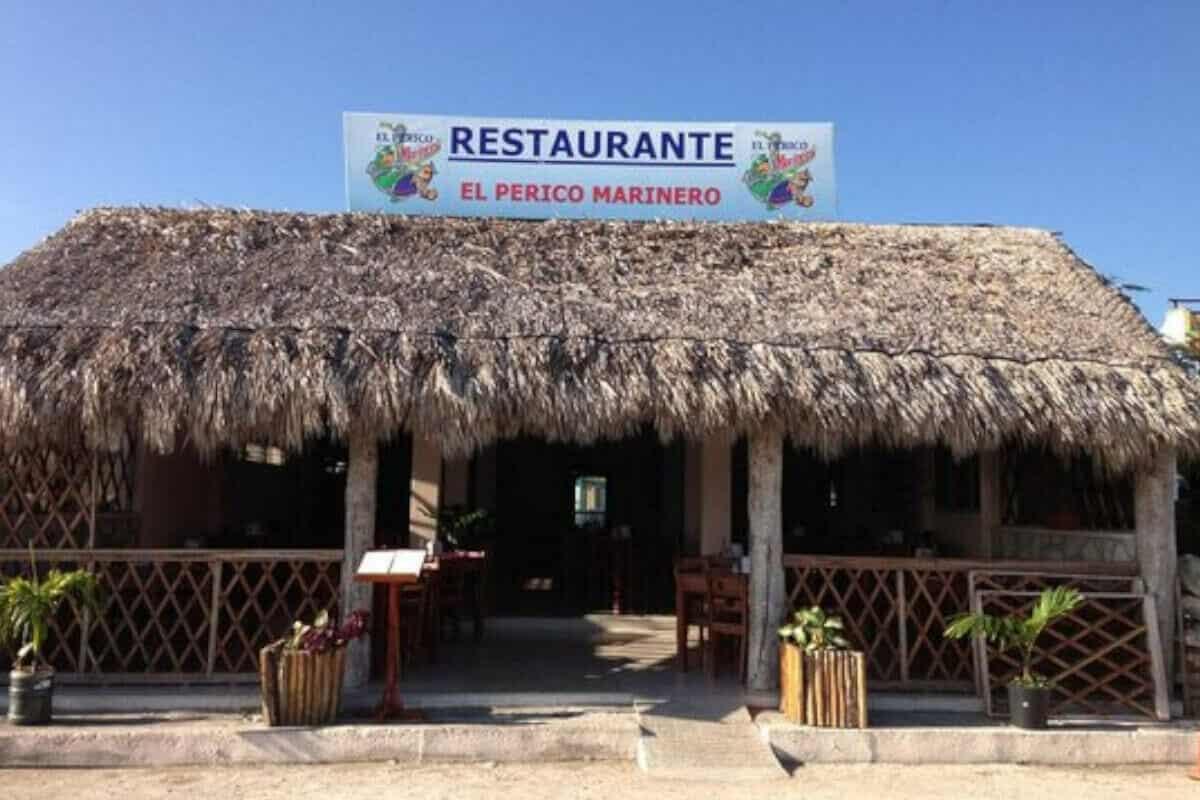 Río Lagartos Yucatán - Restaurante El Perico Marinero