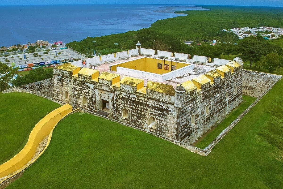 San Francisco de Campeche - El Fuerte de San José el Alto