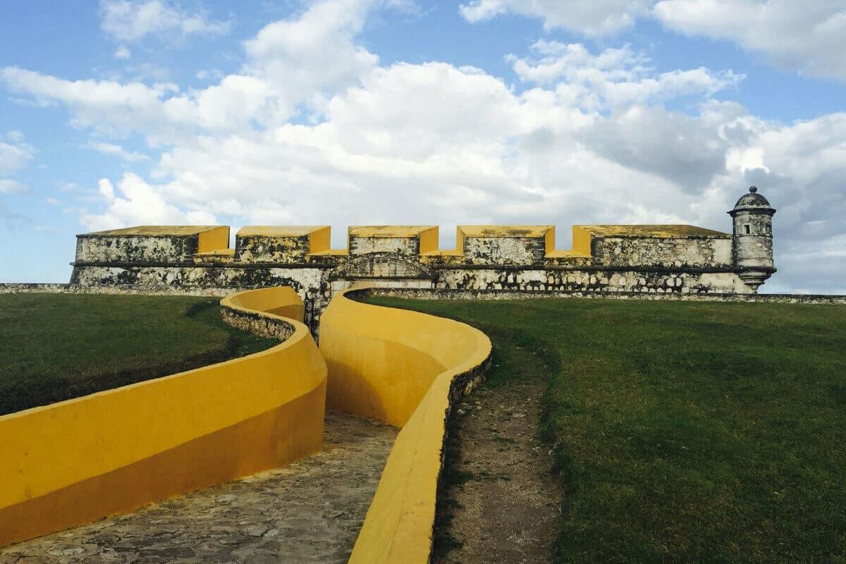 San Francisco de Campeche - El Fuerte de San Miguel