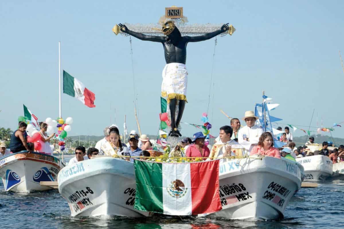 San Francisco de Campeche - Festividades culturales