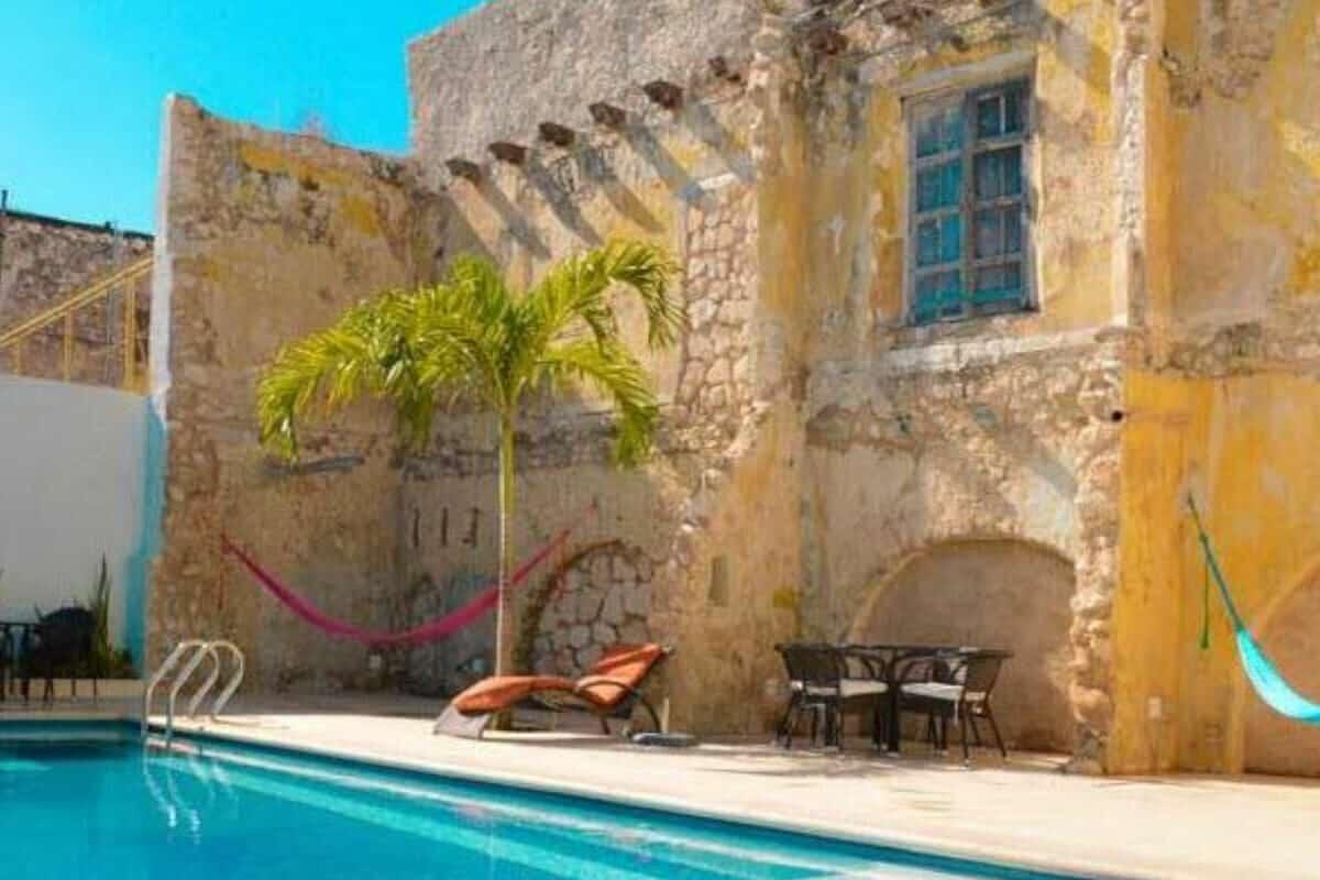 San Francisco de Campeche - Hotel Socaire