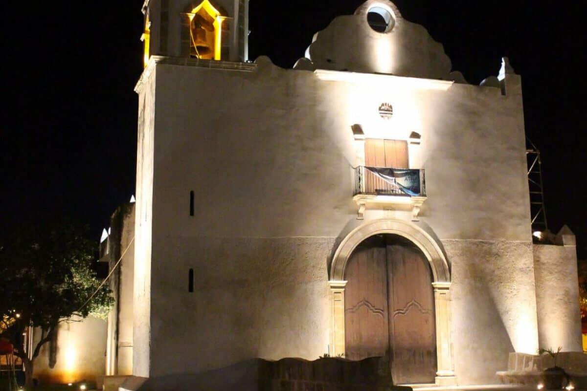 San Francisco de Campeche - La Iglesia de San Román