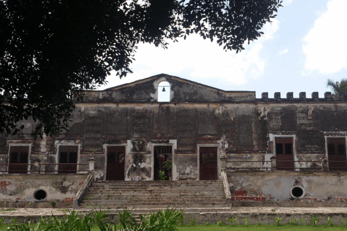 Umán Yucatán - La ex- hacienda Yaxcopoil